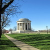 A nice recent visit. The George Rogers Clark Memorial in Vincennes.<br /> <br /> Photographer's Name: Harry Kirchenbauer<br /> Photographer's City and State: Anderson, Ind.