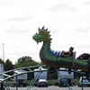 Dragon at the carnival.<br /> <br /> Photographer's Name: Harry Van Noy<br /> Photographer's City and State: Lafayette Township, Ind.