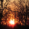 Wednesday sunset.<br /> <br /> Photographer's Name: Harry Van Noy<br /> Photographer's City and State: Lafayette Township, Ind.