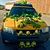 "I found a ""Frogmobile"" at Mounds Mall, Anderson.<br /> <br /> Photographer's Name: J.R. Rosencrans<br /> Photographer's City and State: Alexandria, Ind."