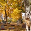 Beautiful fall foliage at Huntsville cemetery,<br /> <br /> Photographer's Name: Debra Howell<br /> Photographer's City and State: Pendleton, Ind.