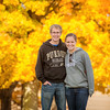 Mitchell and Jessica Ayers enjoying fall.<br /> <br /> Photographer's Name: Terry Lynn Ayers<br /> Photographer's City and State: Anderson, Ind.