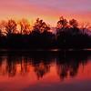 Shadyside  sunrise.<br /> <br /> Photographer's Name: J.R. Rosencrans<br /> Photographer's City and State: Alexandria, Ind.
