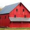 A 100-year-old barn in Madison County.<br /> <br /> Photographer's Name: J.R. Rosencrans<br /> Photographer's City and State: Alexandria, Ind.