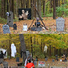 This is the winning Halloween decorated campsite at Mounds Park over the weekend.<br /> <br /> Photographer's Name: Jerry Byard<br /> Photographer's City and State: Anderson, Ind.