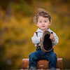 My grandson Brayven Ayers on his birthday.<br /> <br /> Photographer's Name: Terry Lynn Ayers<br /> Photographer's City and State: Anderson, Ind.