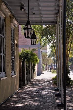 Mississippi sidewalk.<br /> <br /> Photographer's Name: J.R. Rosencrans<br /> Photographer's City and State: Alexandria, Ind.