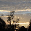 The Anderson sky, viewed on a November sunset.<br /> <br /> Photographer's Name: Harry Van Noy<br /> Photographer's City and State: Lafayette Township, Ind.
