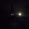 Supermoon recently.<br /> <br /> Photographer's Name: H.A. Pease<br /> Photographer's City and State: Anderson, Ind.