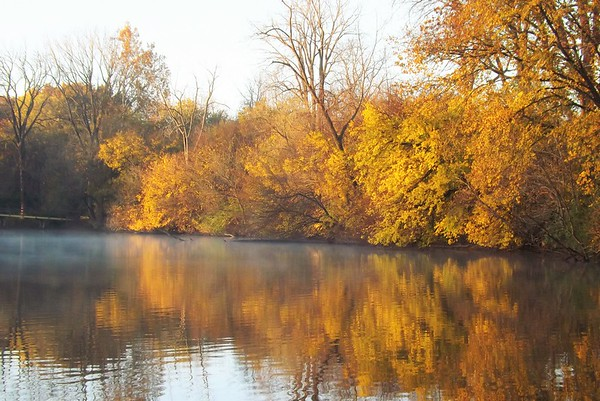 North side of Shadyside Lake near downtown Anderson.<br /> <br /> Photographer's Name: J.R. Rosencrans<br /> Photographer's City and State: Alexandria, Ind.