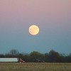 Super moon.<br /> <br /> Photographer's Name: Pete Dodd<br /> Photographer's City and State: Anderson, Ind.