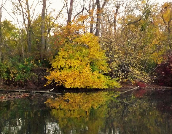 Shadyside Lake in living color.<br /> <br /> Photographer's Name: J.R. Rosencrans<br /> Photographer's City and State: Alexandria, Ind.