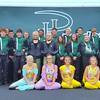 The Pendleton Heights Marching Arabians recently finished a successful season. Shown are the seniors for 2017.<br /> <br /> Photographer's Name: Brian Gust<br /> Photographer's City and State: Pendleton, Ind.