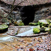 The entrance to Donaldson Cave at Spring Mill State Park.<br /> <br /> Photographer's Name: Jerry Byard<br /> Photographer's City and State: Anderson, Ind.