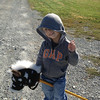 Cool cowboy: Grandson Eli Coxe at my farm.<br /> <br /> Photographer's Name: J.R. Rosencrans<br /> Photographer's City and State: Alexandria, Ind.