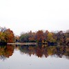 Fall reflections at Shadyside Lake.<br /> <br /> Photographer's Name: Rita Drews<br /> Photographer's City and State: Anderson, Ind.