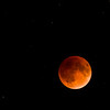 Blood moon shot off my deck.<br /> <br /> Photographer's Name: Terry Lynn Ayers<br /> Photographer's City and State: Anderson, Ind.