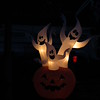 Halloween ghosts are on the loose.<br /> <br /> Photographer's Name: Harry Van Noy<br /> Photographer's City and State: Lafayette Township, Ind.