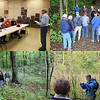 A group from the Indiana Parks Alliance attended a first annual meeting at Mounds Park recently.<br /> <br /> Photographer's Name: Jerry Byard<br /> Photographer's City and State: Anderson, Ind.