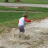 Henry now loves to jump in mud puddles! <br /> <br /> Photographer's Name: Jennifer Jessie<br /> Photographer's City and State: Frankton, Ind.
