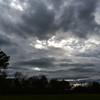 Late October storm clouds over Madison County.<br /> <br /> Photographer's Name: Harry Van Noy<br /> Photographer's City and State: Lafayette Township, Ind.