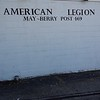 American Legion Post 469 Frankton art work done by Frankton High School Art Club.<br /> <br /> Photographer's Name: Dave Croy<br /> Photographer's City and State: Frankton, Ind.