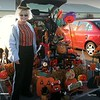 Jeannie Leedy at Trunk or Treat.<br /> <br /> Photographer's Name: Jean Leedy<br /> Photographer's City and State: Anderson, Ind.