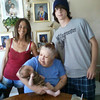 Jennifer Riley, Janice Harness (Mother), Grandson and Great Grandson<br /> <br /> Photographer's Name: Jennifer Riley<br /> Photographer's City and State: Anderson, IN