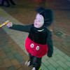 My grandson, Landon, trick-or-treating at the APD trick or treat in downtown Anderson.<br /> <br /> Photographer's Name: Paula Spradlin<br /> Photographer's City and State: Anderson, Ind.