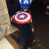 This is Ryan Long, age 7, of Alexandria, dressed as Captain America.<br /> <br /> Photographer's Name: Carrie  Long<br /> Photographer's City and State: Alexandria, Ind.