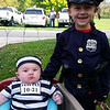 Tucker, 5 months, and Cooper Custer, 5 years, Halloween 2014<br /> <br /> Photographer's Name: Crystal Custer<br /> Photographer's City and State: Anderson, Ind.