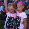 Berkley Lewis and Kylah France having summer fun at the Big Time Rush concert at Klipsch Music Center.<br /> <br /> Photographer's Name: Julie Jacobs<br /> Photographer's City and State: Anderson, Ind.