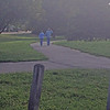 Saw this older couple (guessing in their 70s) walking at 38th Street this morning...thought it was so neat. They walked the whole park hand in hand...a lot of sweetness was going on there.<br /> <br /> Photographer's Name: Colleen Sanders Brown<br /> Photographer's City and State: Anderson, Ind.