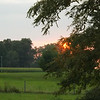 Daybreak at my farm in Richland Township.<br /> <br /> Photographer's Name: J.R. Rosencrans<br /> Photographer's City and State: Alexandria, Ind.