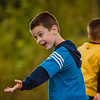 My grandson Asher Ayers Playing YMCA soccer.<br /> <br /> Photographer's Name: Terry Lynn Ayers<br /> Photographer's City and State: Anderson, Ind.