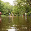 An activity at Mounds Park had the kids and adults exploring White River.<br /> <br /> Photographer's Name: Jerry Byard<br /> Photographer's City and State: Anderson, Ind.