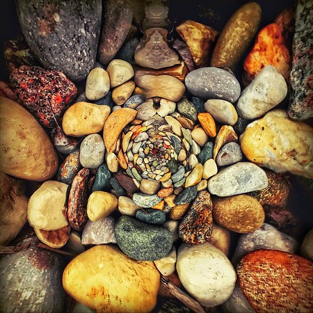 Rocks.<br /> <br /> Photographer's Name: Linda Riedel Ellis<br /> Photographer's City and State: Daleville, Ind.