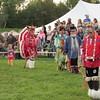 Danciing at the Powwow.<br /> <br /> Photographer's Name: Harry Van Noy<br /> Photographer's City and State: Lafayette Township, Ind.
