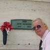 Moe Howard, Hillside Memorial Park, Culver City, Calif.<br /> <br /> Photographer's Name: Jack D. Reynolds<br /> Photographer's City and State: Anderson, Ind.