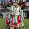 Native Indian dancer at the Andersontown Powwow.<br /> <br /> Photographer's Name: Harry Van Noy<br /> Photographer's City and State: Lafayette Township, Ind.
