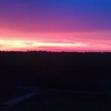 Another beautiful sunset in Moonsville, Indiana.<br /> <br /> Photographer's Name: Tina Stewart<br /> Photographer's City and State: Anderson, Ind.