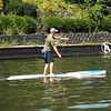 Paddle board at Morse Reservoir.<br /> <br /> Photographer's Name: J.R. Rosencrans<br /> Photographer's City and State: Alexandria, Ind.