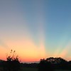 Sunset on Sept. 20.<br /> <br /> Photographer's Name: Crystal Elliott<br /> Photographer's City and State: Daleville, Ind.