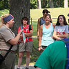 Naturalist Ariel at Mounds Park talks about the historical amusement park days.<br /> <br /> Photographer's Name: Jerry Byard<br /> Photographer's City and State: Anderson, Ind.