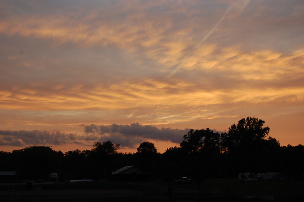 Sunset.<br /> <br /> Photographer's Name: Ron Crider<br /> Photographer's City and State: Anderson, Ind.