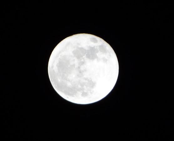 <b>Submitted By:</b> Linda Park <b>From:</b> Traverse City, Michigan <b>Description:</b> Full moon on Good Friday