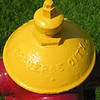<b>Submitted By:</b> Tim Bell <b>From:</b> Traverse City, MI <b>Description:</b> Fire Hydrant from Traverse City Iron Works, at Sunset Park, West Bay, July, 2010.