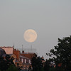 Blue moon over Paris<br /> <br /> Photographer's Name: Michell Clishe<br /> Photographer's City and State: Traverse City, MI