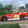 <b>Submitted By:</b> Andy Chester <b>From:</b> Kingsley <b>Description:</b> Dirt Latemodel ,racing all Michigan dirt tracks. photo By Leann.