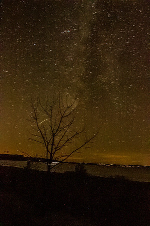 Shooting Star and Milkyway<br /> <br /> Photographer's Name: Peggy Sue  Zinn<br /> Photographer's City and State: traverse city, MI